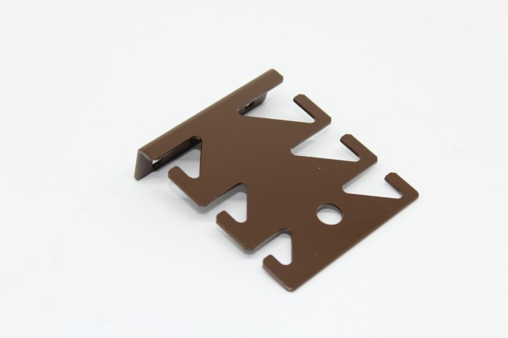 Tool holder L63 T75 mm brown